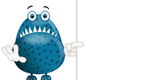Funny Monster Cartoon Animation Pack 0
