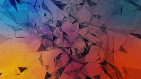 Surface Based on Plexus Animación