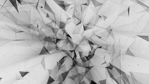 Surface Based on Plexus Animation