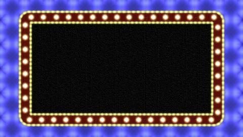 Casino Vintage Rectangle Frames