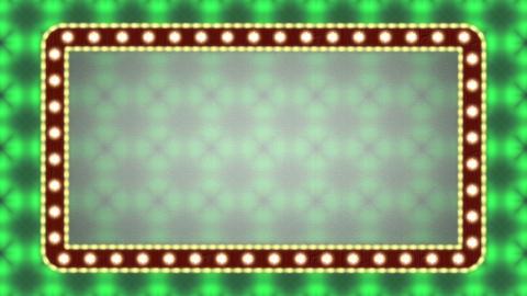 Casino Vintage Rectangle Frames 0