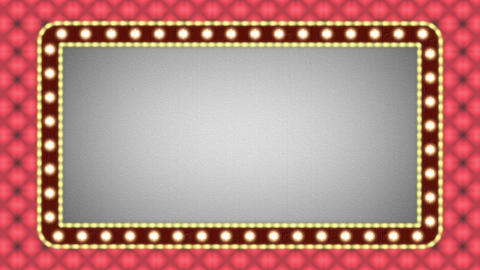 Casino Vintage Rectangle Frames 2