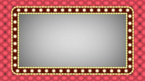 Casino Vintage Rectangle Frames 2