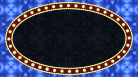 Casino Vintage Ellipse Frames Set 0