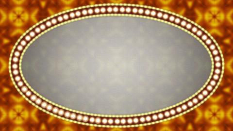 Casino Vintage Ellipse Frames Set 1