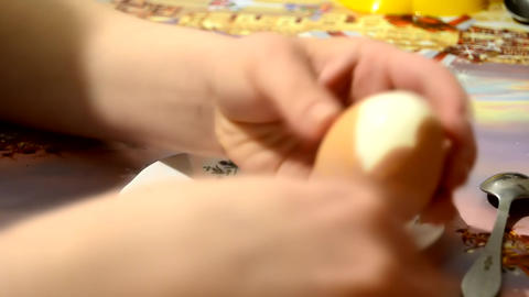 Eggs Live Action