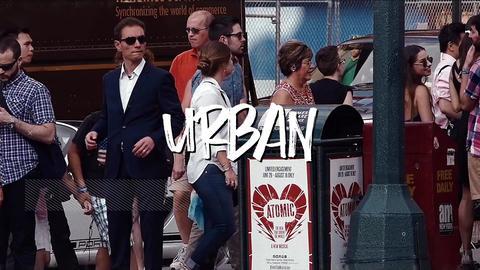 Urban Intro Premiere Proテンプレート