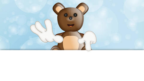 Toby Ted Teddy Animation Pack