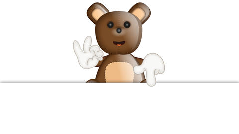 Toby Ted Teddy Animation Pack 0