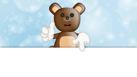 Toby Ted Teddy Animation Pack 1