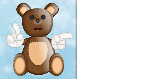 Toby Ted Teddy Animation Pack 2