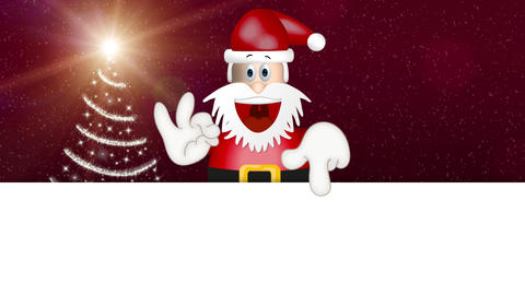Funny Santa Claus Animation Pack 2