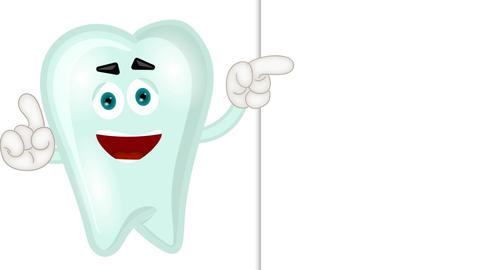 Funny Tooth Cartoon Animation Pack 0