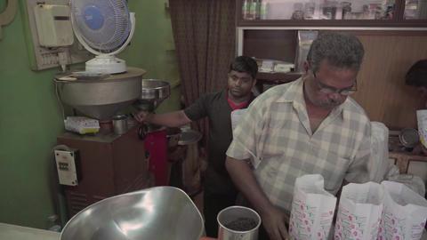 Tea Shop in India Archivo