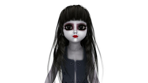 少女人形 Animation