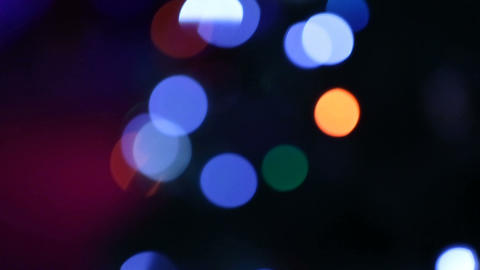 Light blur Stock Video Footage