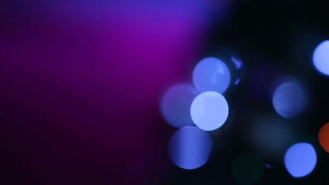 Light blur Footage