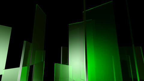 green piece Animation