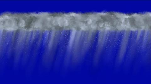 cloud & rainstorm Stock Video Footage