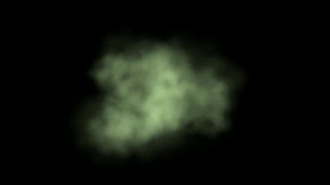 pollution smoke Animation