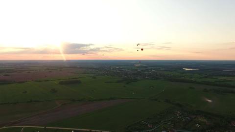 Baloon 4k 1 ビデオ