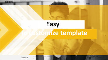 Corporate Slideshow - Business Promo After Effects Template