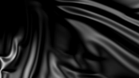 Black Fabric Animation