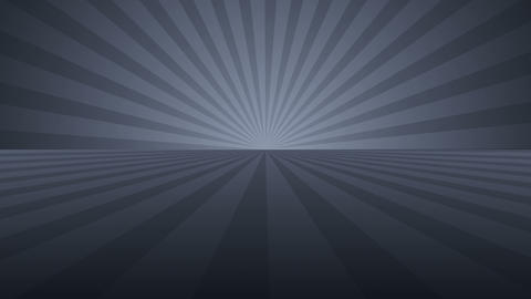 [alt video] Rotating monochrome radial rays. Shiny background with...