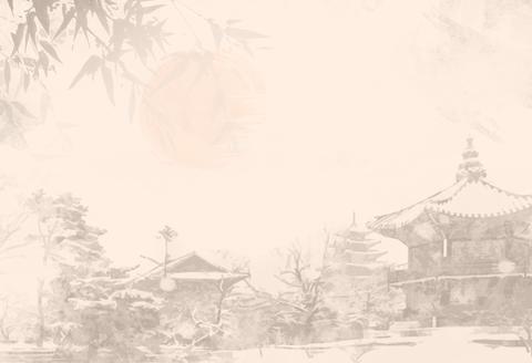 Chinese brush painting Fotografía