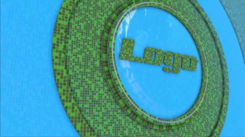 Water Pool Logo