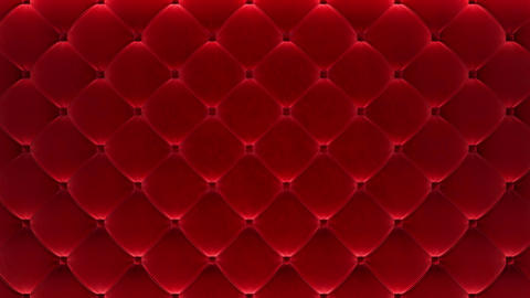 Animation Of Movement Of Quilted Velvet Surface. Part 4 1