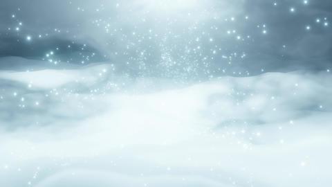 Snowstorm Animation