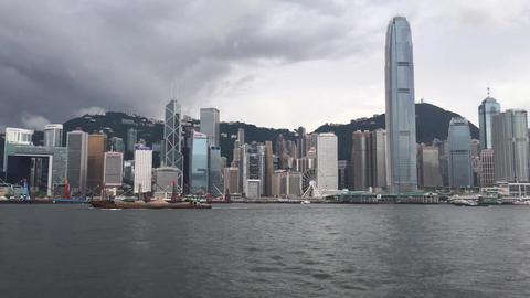 HONG KONG PEAK & VICTORIA HARBOUR - 4K video Footage