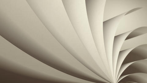Turning Pages (Loop) 4K Animation