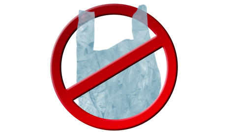 Animation No Plastic Bag Live Action