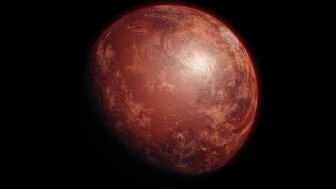Mars The Red Planet 1