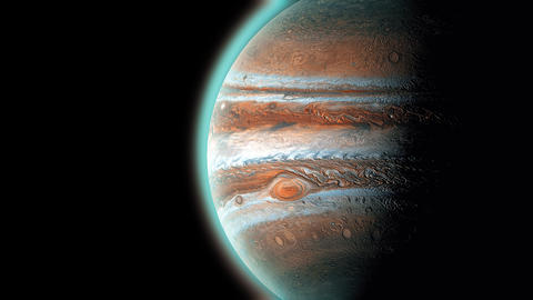 Realistic Jupiter 0