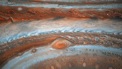 Realistic Jupiter 1