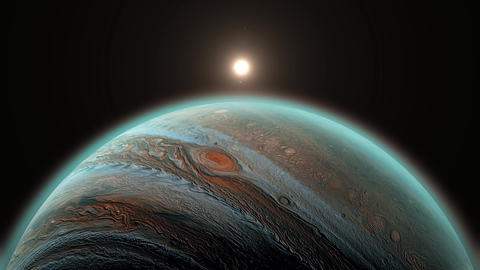 Realistic Jupiter 2
