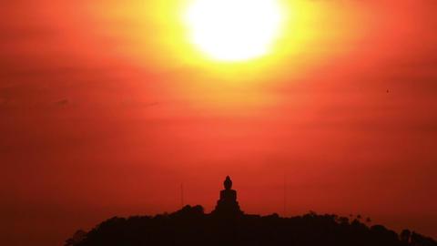 Big Buddha Phuket,Thailand Footage