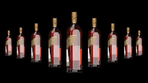 Johnnie Walker GLR - 20 Animation