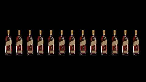 Johnnie Walker GLR - 24 Animation