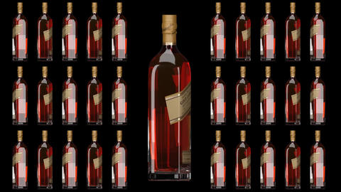 Johnnie Walker GLR - 29 Animation
