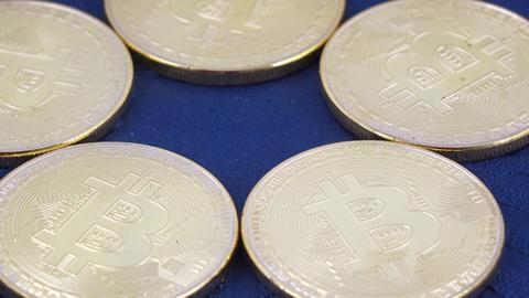 Coins imitating bitcoins Archivo