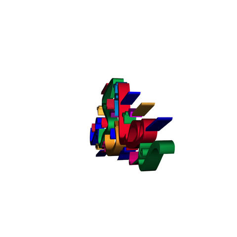 RAMADAN-2 - 02, Stock Animation