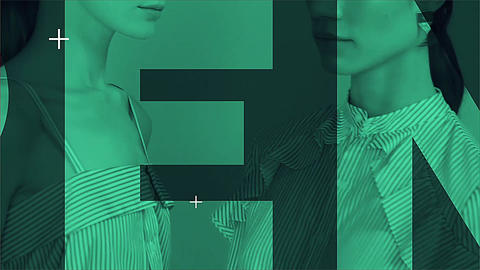 Fashion Glitch After Effects Template