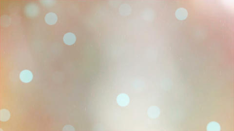 Abstract Soft Bokeh Background Animation Animation