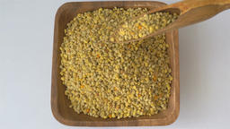 Bee Pollen granules Live Action