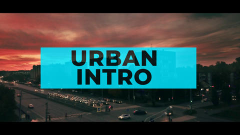 Trap Promo (Urban Intro) After Effects Template
