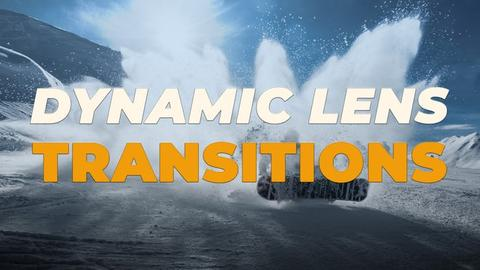 Dynamic Lens Transitions Premiere Pro Template